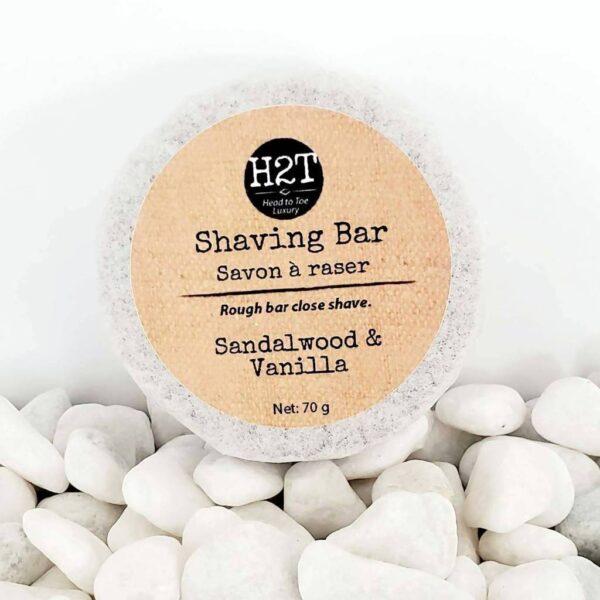 Sandalwood Shaving Bar